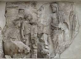 ARA PACIS - Aeneas