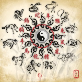 CHINESE ZODIAC_PAINTING