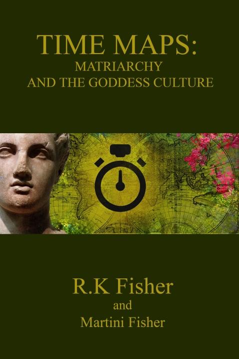 book cover 6x9 goddess culture