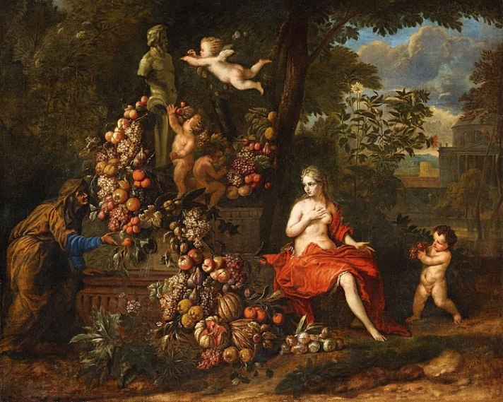 750px-Jan_Pauwel_Gillemans_the_Younger_-_Vertumnus_and_Pomona.jpg
