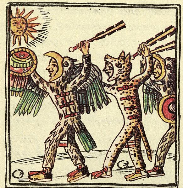 582px-Aztec_Warriors_(Florentine_Codex).jpg