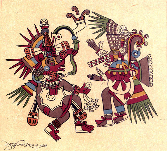 Quetzalcoatl_and_Tezcatlipoca